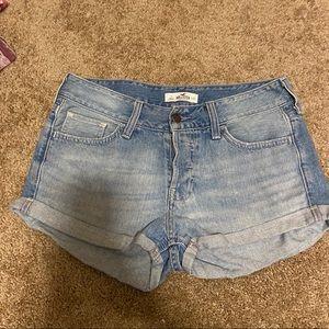 Hollister Jean Shorts- Women's Size 1
